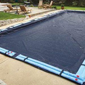 lona cobertor invierno piscina